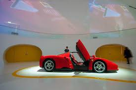 Scuderia ferrari was founded by enzo ferrari as a race team • 1947: Enzo Ferrari Museum Modena Italy