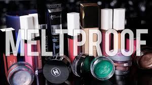 melt proof makeup best waterproof s 51