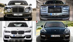 Top Best Luxury Sedan Cars Youtube