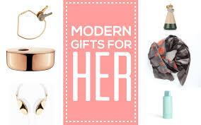 modern holiday gift ideas for women design milk
