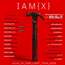 Iamx Alive In New Light Vinyl Iamx Alive In New Light Tour 2018 Ny Gigsoup