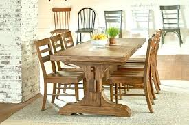 round farmhouse dining table and chairs farmhouse dining table set large size of dining room small