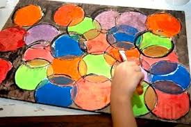 How to make modern art Art Paintings Frugal Modern Art Project Things To Make And Do Crafts And Activities For Kids The Crafty Crow Thriftyfun Frugal Modern Art Project Things To Make And Do Crafts And