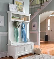 Coat Rack Design Plans Delectable Entryway Bench Coat Rack Plan Small Home Ideas