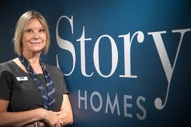 meet our s executive jan and out why she loves working meet our s executive jan and out why she loves working for story homes