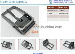 China Zinic Alloy Formal Reversible <b>Pin Belt Buckle</b> in <b>Wholesale</b> ...