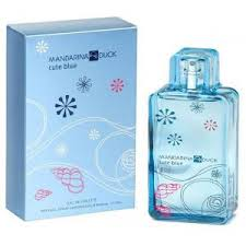 <b>Mandarina Duck</b> Cute Blue, купить духи, отзывы и описание Cute ...