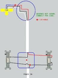 broan exhaust fan switch genuine 3 way light switch wiring diagram broan exhaust fan switch wiring bathroom exhaust fan light two switches com bathroom fan wiring