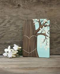 honey tree with white and ivory leaves original art on 5 x 7 canvas ready to be personalized for you