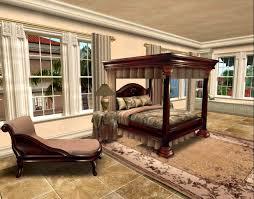 New Walnut Empire Bedroom Set