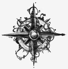 compass design cool compass design for tattoo add some water color would be nice