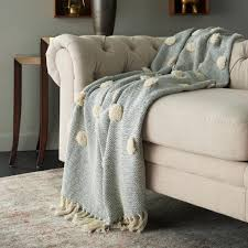 affordable living room throw blankets