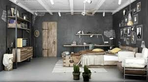 urban decor furniture. Inspiring Bedroom Loft Urban Decor Style Rustic Furniture Wood Buero.jpg D