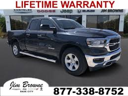 New 2019 Ram 1500 Big Horn/Lone Star RWD 4D Quad Cab