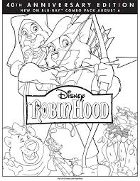 Small Picture Disney Robin Hood Coloring Pages httpfullcoloringcomdisney