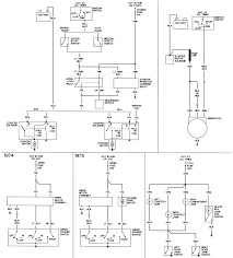 1974 silverado wire schematic chevy truck wiring diagram chevy