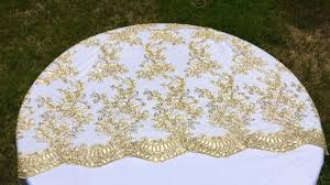 lace table cloth tablecloths round gold tablecloth wedding vinyl square