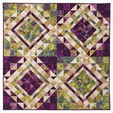 GO! Qube 6  Escher Quilt Pattern |AccuQuilt| & Qube 6