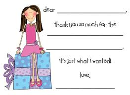 Thank You Cards Design Your Own Design Your Own Family Fill In Thank You Note Cards Customlabels4u