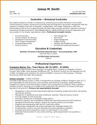 Resume Format For Finance Jobs Resume Templates Controller Brilliant Example For Financial Job With 23