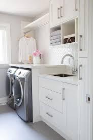 Utility Sink Backsplash Interesting Design