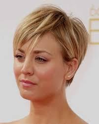 Haar Ideen Kurzhaarfrisuren Blond Damen Feines Haar 25