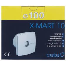 <b>Вентилятор CATA X-MART</b> 10 S D100 мм 15 Вт в Москве – купить ...