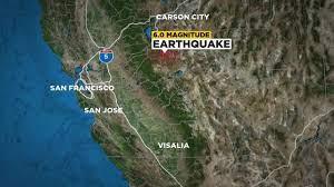 Sierra Earthquake Damage Serves as ...