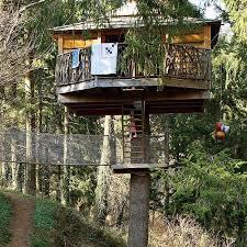 21 Most Wonderful Treehouse Design Ideas For Adult And KidsKids Treehouse Design