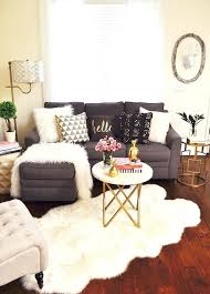 T Scale Your Furniture Apartment Living Room Ideas For Space Saving