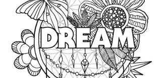 Print and color your favorite coloring. 5 Printable Adult Coloring Pages Of Love Hope Peace Dreams Happiness