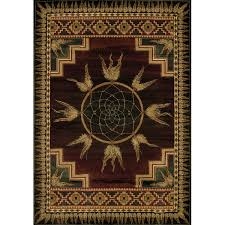 Dream Catcher Carpet Adorable United Weavers Of America Genesis Dream Southwestern Catcher Lodge