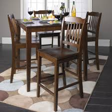 tall dining chairs counter: arbouet  piece counter height dining set