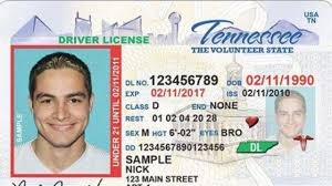 Cards Real-id To Compliant Tennessee Offer July In