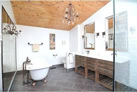 bathroom chandelier captivating