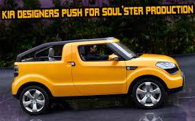 Kia Designers Push for Soul'ster Production - PickupTrucks.com News
