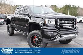 New Truck 2018 Onyx Black GMC Sierra 1500 SLT For Sale in NC ...