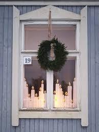 Wunderschöne Fensterdeko Für Weihnachten Weihnachten