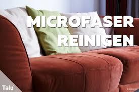 Microfaser Couch Reinigen 6 Schritte Für Ein Gepflegtes