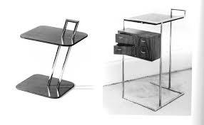 eileen grey furniture. The Mechanical Ballet: Furniture Of E.1027 Eileen Grey R