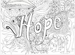 Coloring Pages Stunning Anti Stress Coloring Pages Adults Hope For