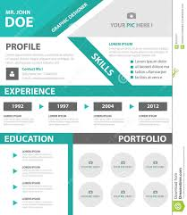 Resume For Advertising Job Green Smart Creative Resume Business Profile CV Vitae Template 12