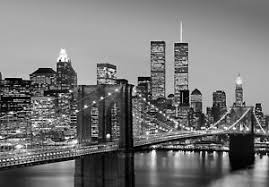 image is loading wall mural new york city black white