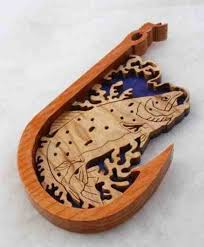 scroll saw patterns fish. scroll saw patterns to printable | christmas gifts - by budman @ lumberjocks.com ~ woodworking scrolling pinterest saw, fish