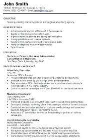 Chronological Format Resume Impressive Chronological Resumes Examples Goalgoodwinmetalsco