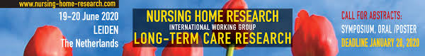 Past Issues The Journal Of Nursing Home Research