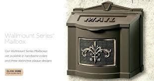 white wall mount bottom hold locking mailboxes large mailbox extra horizontal n