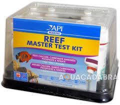 Api Phosphate Chart 50 Methodical Reef Master Test Kit Color Chart