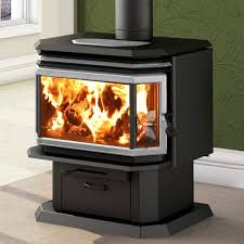 osburn 2200 metallic black epa wood stove