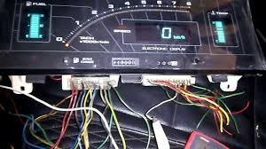 ae86 digital cluster tachometer not working ae86 digital cluster tachometer not working